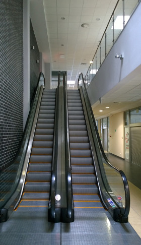Escalators GMV